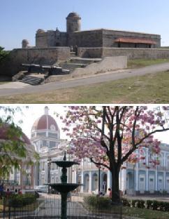 Una ciudad única: Cienfuegos